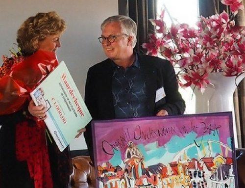 Schaap verkozen tot Deventer Overall Ondernemer van 2016