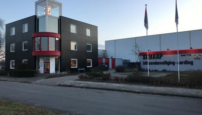 Schaap gebouw Deventer