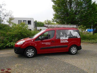 Inspectie auto Schaap bliksembeveiliging
